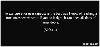 Al Oerter's quote #2