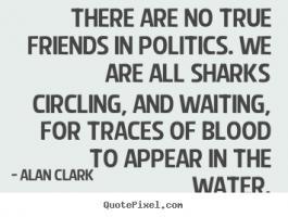 Alan Clark's quote #2