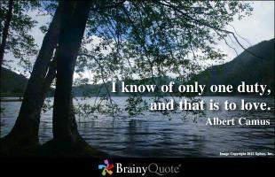 Albert Camus's quote