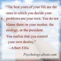 Albert Ellis's quote