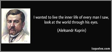 Aleksandr Kuprin's quote #1