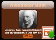 Alexander Bain's quote #1