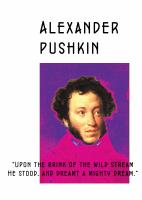 Alexander Pushkin's quote #1