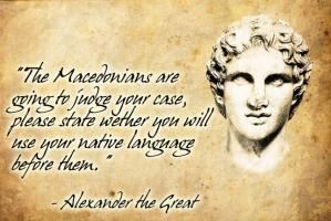 Alexander quote #3