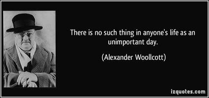 Alexander Woollcott's quote #5