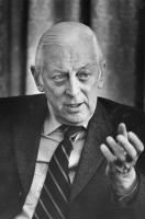 Alistair Cooke profile photo