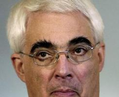 Alistair Darling's quote