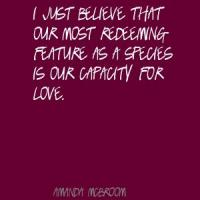 Amanda McBroom's quote