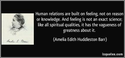 Amelia Edith Huddleston Barr's quote