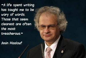 amin maaloufs idea In his fifth highly acclaimed novel, the gardens of light, amin maalouf graces his readers with beauty and mysticism slowly, he develops his own ideas about the divine through the cultivation of his talents as a painter and the discovery of a powerful inner voice.