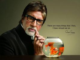 Amitabh Bachchan's quote