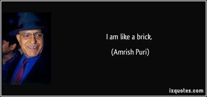 Amrish Puri's quote
