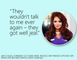 Amy Childs's quote