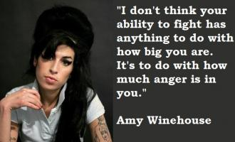 Amy Winehouse's quote