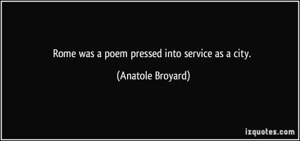 Anatole Broyard's quote