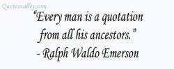 Ancestry quote #1