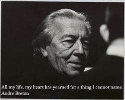 Andre Breton's quote