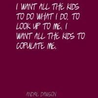 Andre Dawson's quote