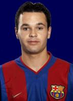 Andres Iniesta profile photo