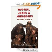 Anecdotes quote #1