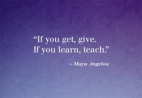 Angelou quote #2