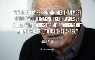 Angry Person quote #2