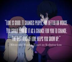 Anime quote #1