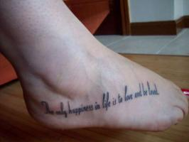 Ankle quote #1