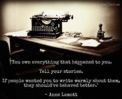 Anne Lamott's quote