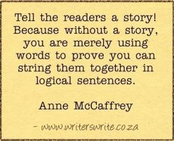 Anne McCaffrey's quote