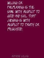 Anthony Collins's quote #1