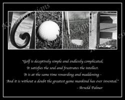 Arnold Palmer quote #2