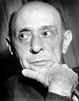 Arnold Schoenberg profile photo