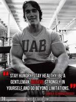 Arnold Schwarzenegger quote #2