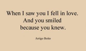 Arrigo Boito's quote