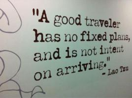 Arriving quote #1