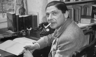 Arthur Koestler profile photo