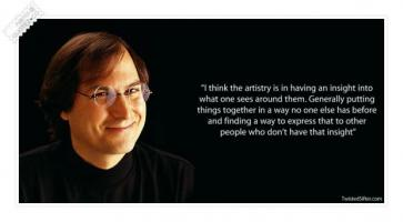 Artistry quote #2