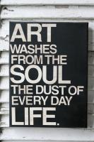 Arty quote #2