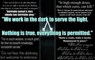 Assassin quote #2