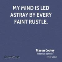 Astray quote
