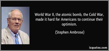 Atom Bomb quote #2