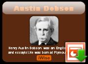 Austin Dobson's quote #2