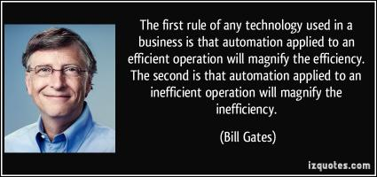 Automation quote
