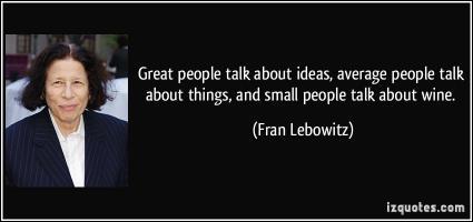 Average People quote #2