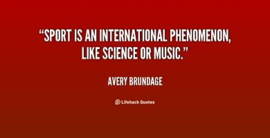 Avery Brundage's quote #3