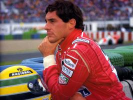 Ayrton Senna profile photo