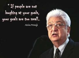 Azim Premji's quote