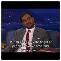 Aziz Ansari's quote