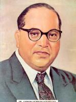 B. R. Ambedkar profile photo